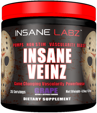 Insane Veinz (Insane Labz) (35 порц)