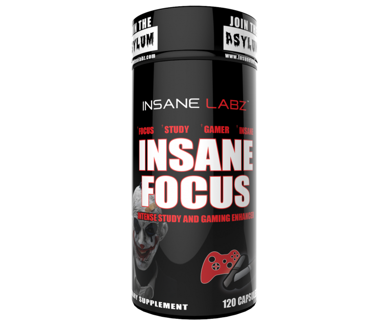 Insane Focus (Insane Labz) (30 порц)