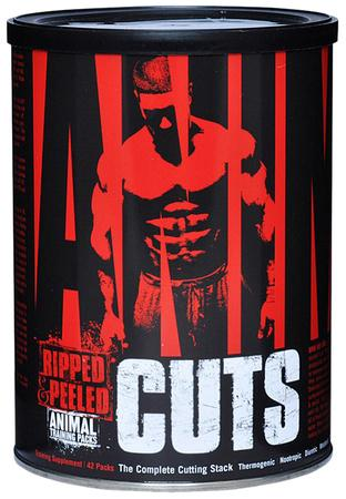Animal Cuts (Universal Nutrition) (42 пак)