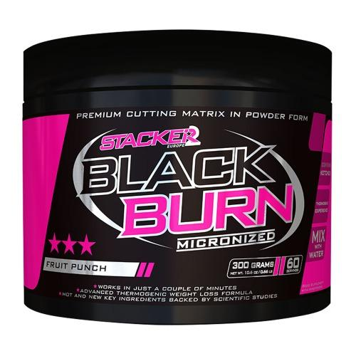 Black Burn Micronized (Stacker2 Europe) (60 порц)