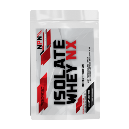 Isolate Whey NX (NPN) (700 гр / 24 порц)