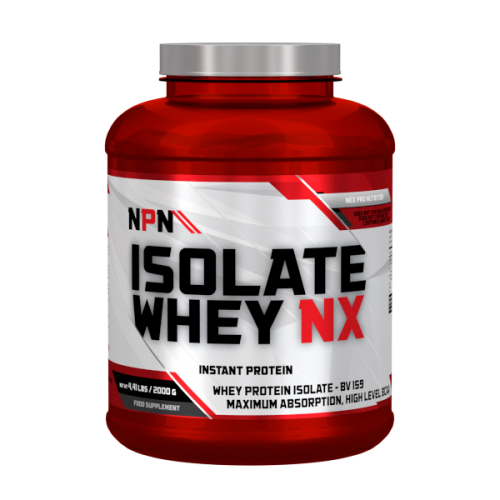 Isolate Whey NX (NPN) (2000 гр / 67 порц)