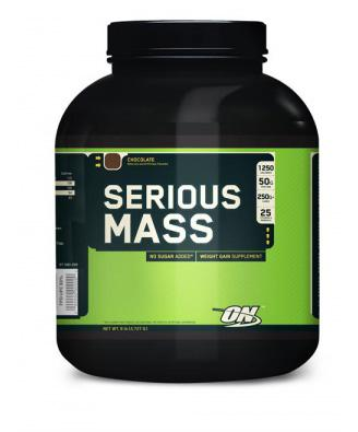 Serious Mass (Optimum Nutrition) (2720 гр)
