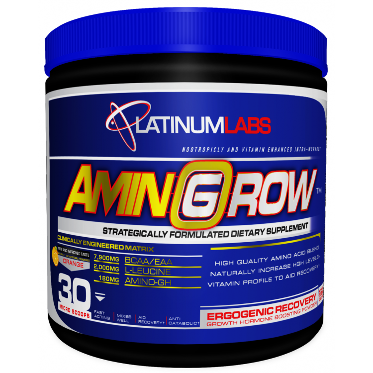 Amino grow (Platinum Labs) (30 порц)