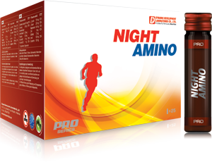 Night Amino (Dynamic Development) (25 фл / 11 мл)