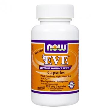 Eve Women's MultiVitamin (NOW) (90 гел. капс)